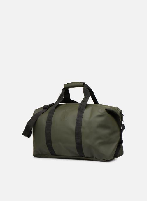 Reisegepäck Rains  Weekend Bag NEW grün schuhe getragen