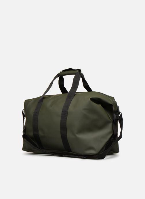 Reisegepäck Rains  Weekend Bag NEW grün ansicht von rechts