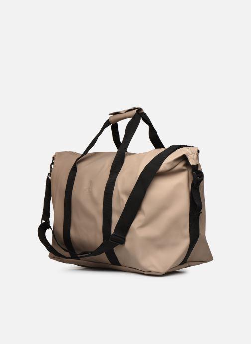 Bagages Rains  Weekend Bag NEW Beige vue droite