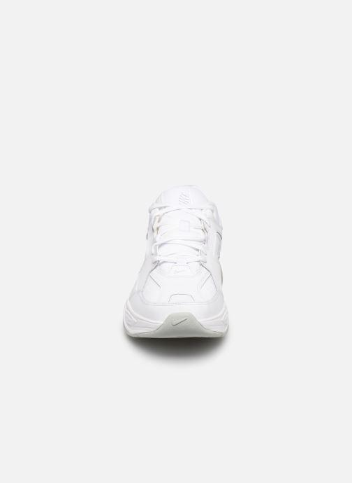 Sneaker Nike Nike M2K Tekno weiß schuhe getragen