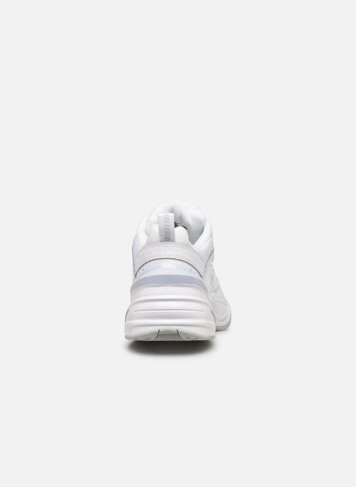 Deportivas Nike Nike M2K Tekno Blanco vista lateral derecha