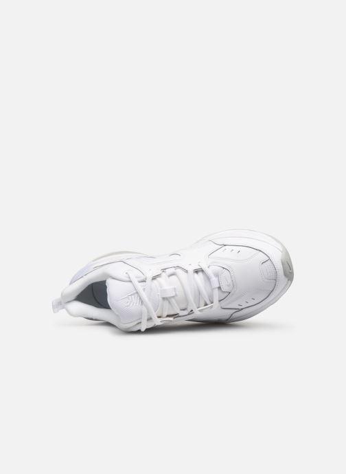 Sneaker Nike Nike M2K Tekno weiß ansicht von links