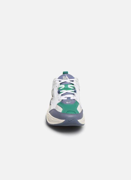 Sneaker Nike Nike M2K Tekno grau schuhe getragen