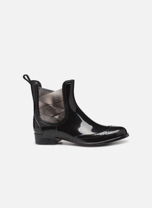 Boots en enkellaarsjes Be Only Manon Zwart achterkant