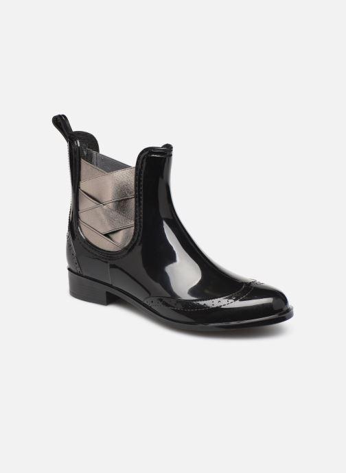 Boots en enkellaarsjes Be Only Manon Zwart detail