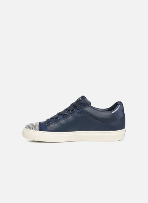 Baskets Skechers Side Street W Bleu vue face
