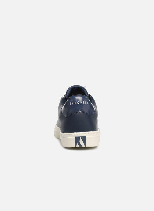 Sneakers Skechers Side Street W Azzurro immagine destra