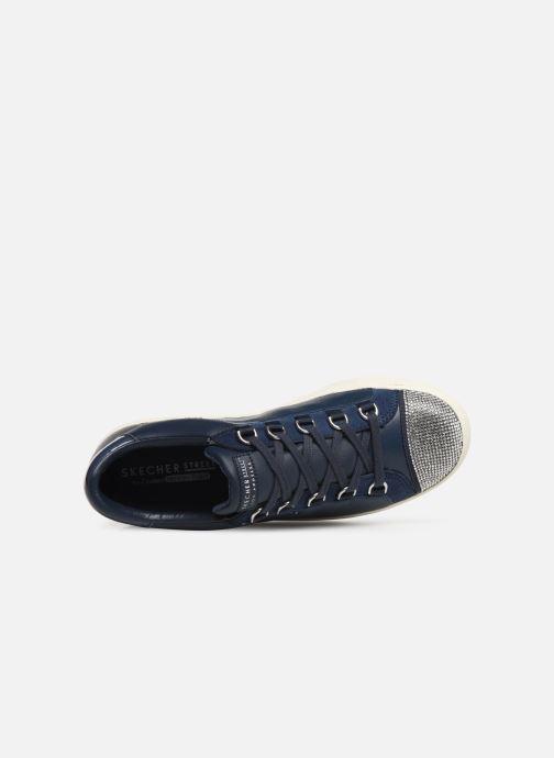Sneakers Skechers Side Street W Azzurro immagine sinistra