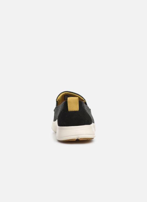 Sneakers Skechers Moogen Nero immagine destra