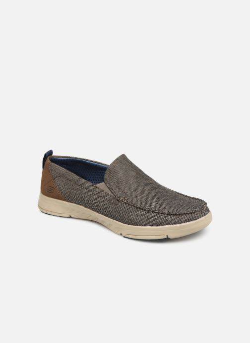 Sneakers Skechers Moogen Marrone vedi dettaglio/paio