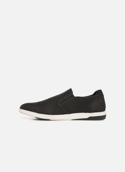 Sneakers Skechers Lite BlockFelton Zwart voorkant