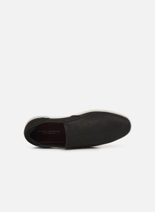 Sneakers Skechers Lite BlockFelton Nero immagine sinistra