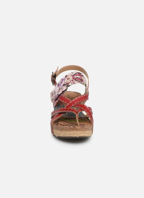 pieds Et Nu Laura Vita Dino 06violetSandales Chez371635 IWEDH29Y
