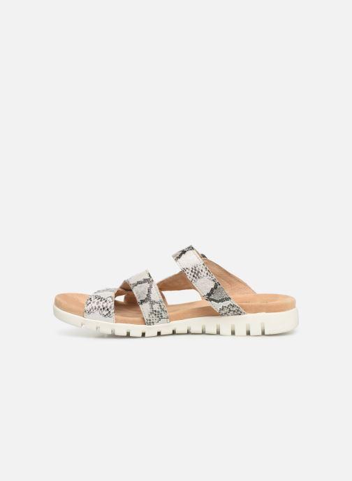 Sandales et nu-pieds Laura Vita Dobby 05 Gris vue face