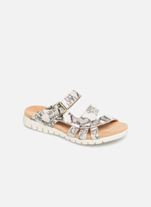 Sandales et nu-pieds Laura Vita Dobby 05 Gris vue détail/paire