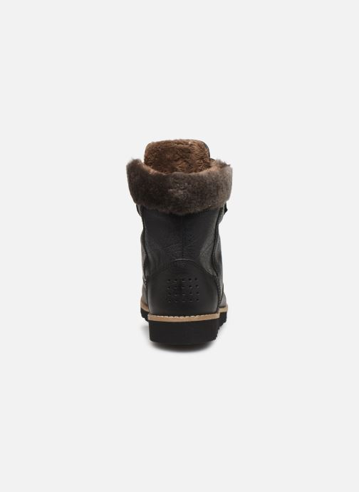 Ankle boots TBS Anaick Black view from the right
