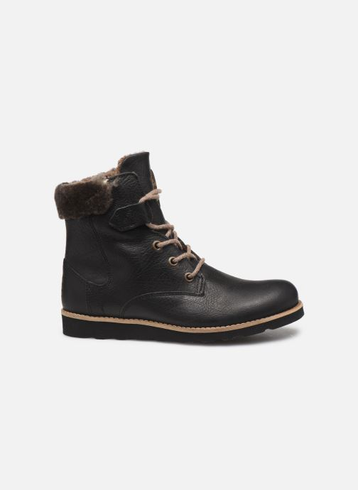 Ankle boots TBS Anaick Black back view