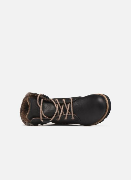 Ankle boots TBS Anaick Black view from the left
