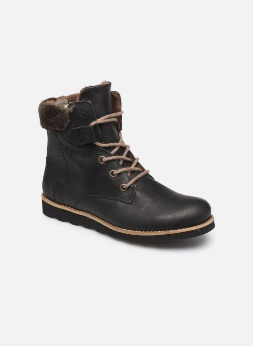 Ankle boots TBS Anaick Black detailed view/ Pair view