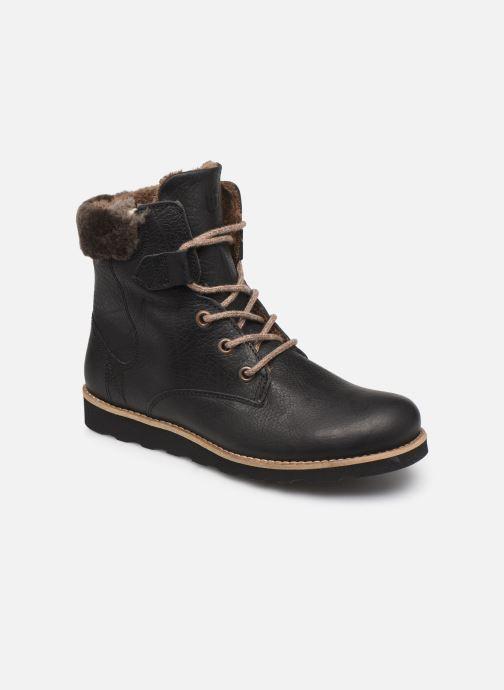 Boots en enkellaarsjes TBS Anaick Zwart detail