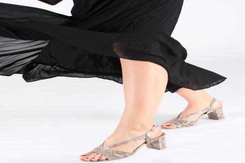 Sandalias I Love Shoes THAIALA Beige vista de abajo