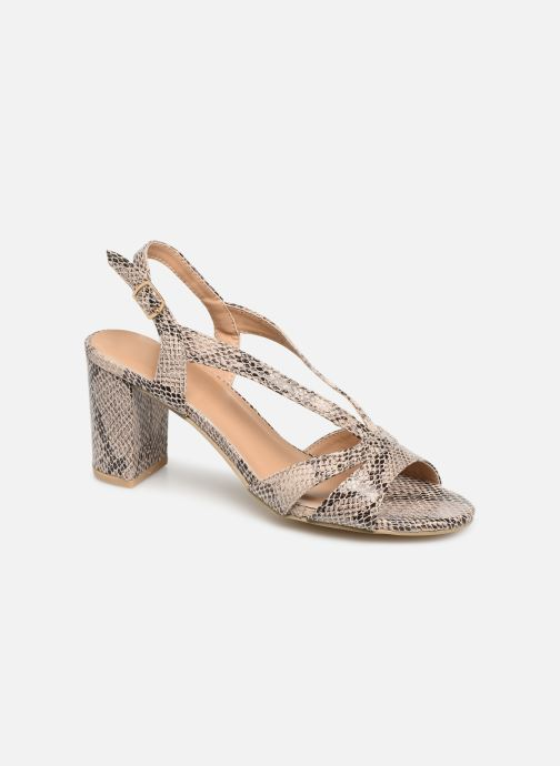 Sandals I Love Shoes THAIALA Beige detailed view/ Pair view