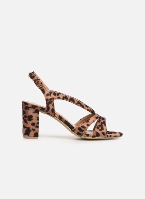 Sandales et nu-pieds I Love Shoes THAIALA Beige vue derrière