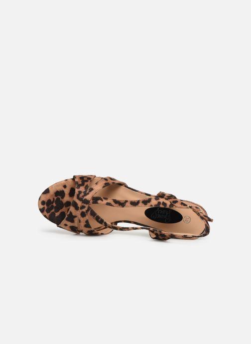 Sandalen I Love Shoes THAIALA Bruin links