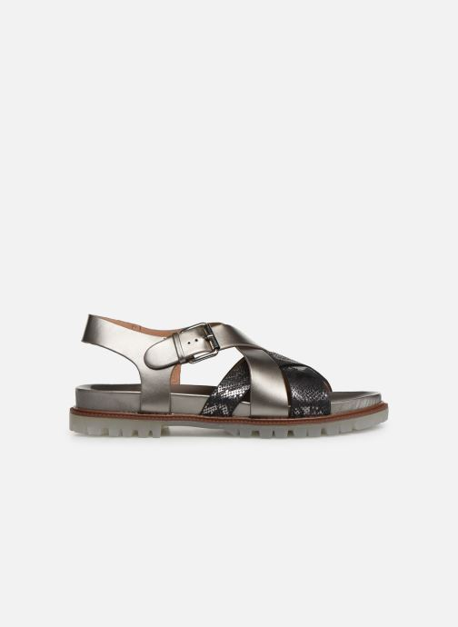 Sandales et nu-pieds Vanessa Wu SD1254 Gris vue derrière