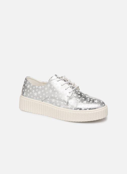 Sneakers Vanessa Wu BK1534 Argento vedi dettaglio/paio