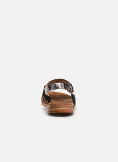 Sandales et nu-pieds Vanessa Wu SD1572 Noir vue droite
