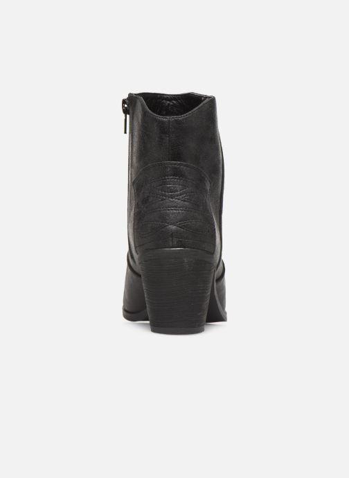 Bottines et boots Vanessa Wu BT1607 Noir vue droite