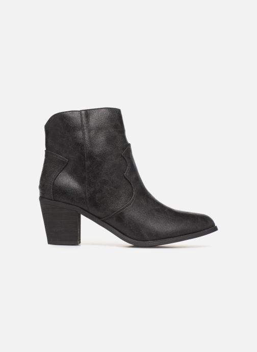 Bottines et boots Vanessa Wu BT1607 Noir vue derrière