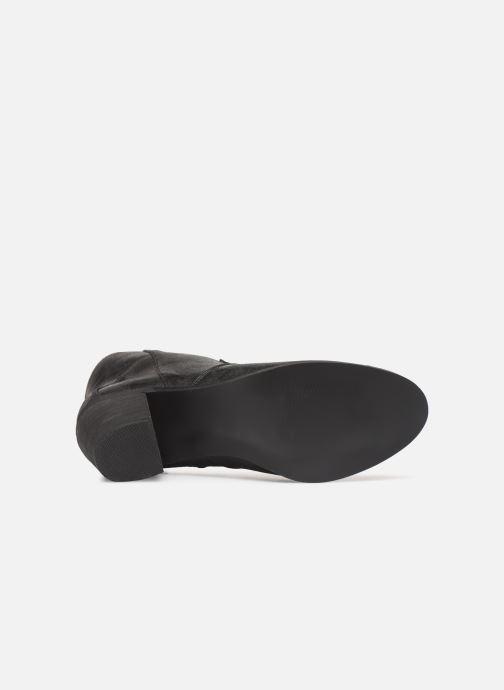 Bottines et boots Vanessa Wu BT1607 Noir vue haut