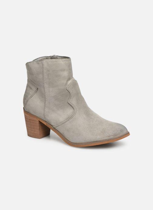 Bottines et boots Vanessa Wu BT1607 Gris vue détail/paire