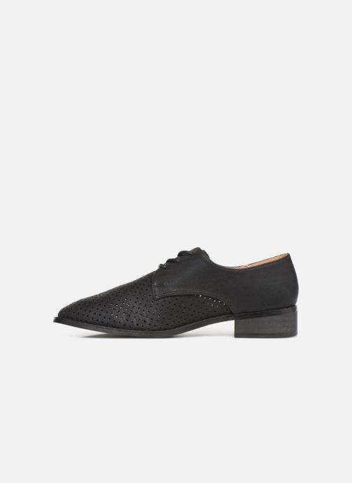 Chaussures à lacets Vanessa Wu RL1753 Noir vue face
