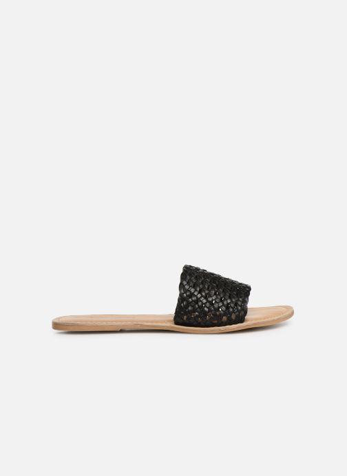 Clogs og træsko I Love Shoes KITRESSE LEATHER Sort se bagfra