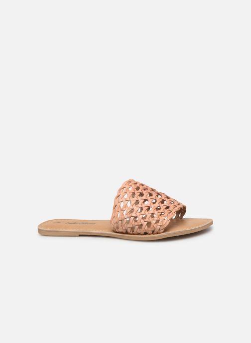 Zoccoli I Love Shoes KITRESSE LEATHER Marrone immagine posteriore