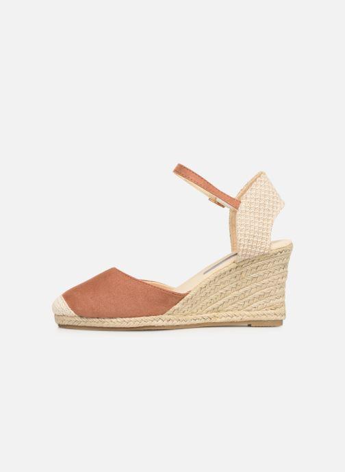 Espadrilles I Love Shoes KIDESPA Bruin voorkant