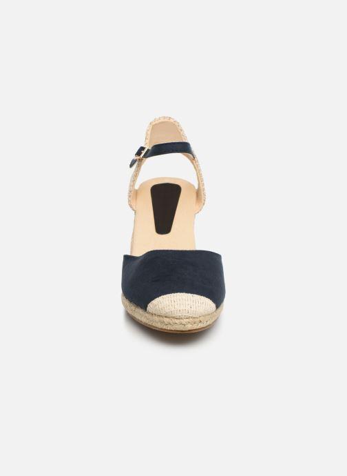 Espadrilles I Love Shoes KIDESPA Bleu vue portées chaussures