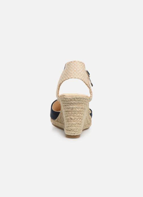 Espadrilles I Love Shoes KIDESPA Bleu vue droite