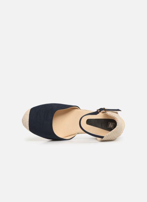 Espadrilles I Love Shoes KIDESPA Bleu vue gauche