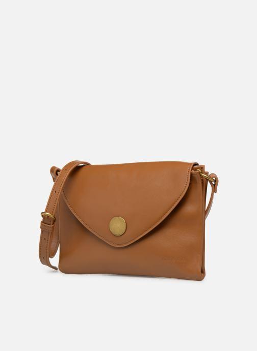Handtassen Nat & Nin Sally Bruin model