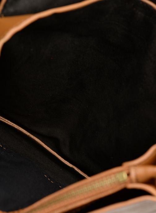 Handtaschen Nat & Nin Sally braun ansicht von hinten