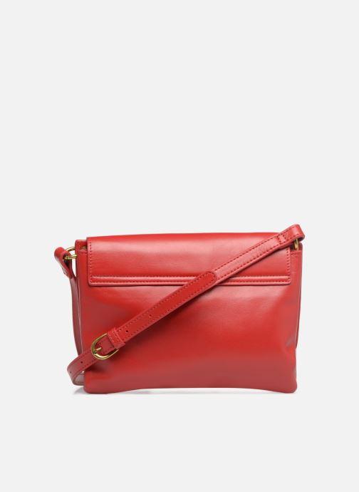 Handtaschen Nat & Nin Sally rot ansicht von vorne