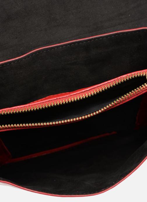 Handtaschen Nat & Nin Sally rot ansicht von hinten