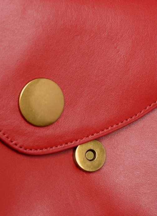 Handtaschen Nat & Nin Sally rot ansicht von links