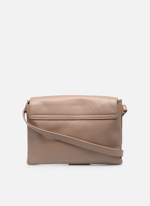 Handtaschen Nat & Nin Sally beige ansicht von vorne
