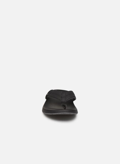 Slippers Reef Cushion Bounce Phantom Zwart model