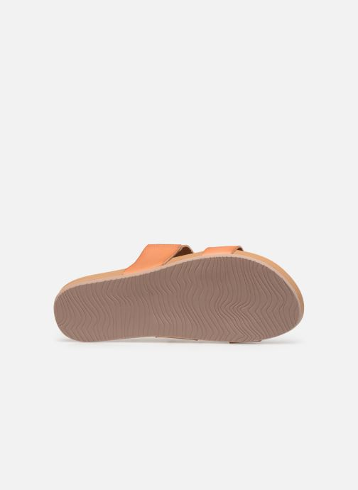 Reef Cushion Bounce Vista (Beige) - Mules et sabots chez Sarenza (371869)